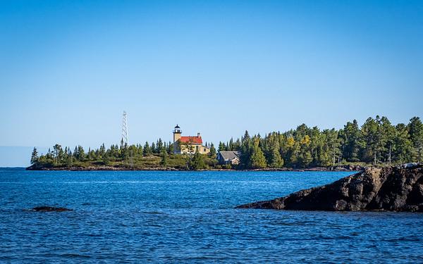 Cooper Harbor Lighthouse