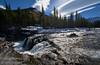 Sheep River Lower Falls, Alberta