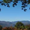 Smokey and Blue Ridge Fall - 2