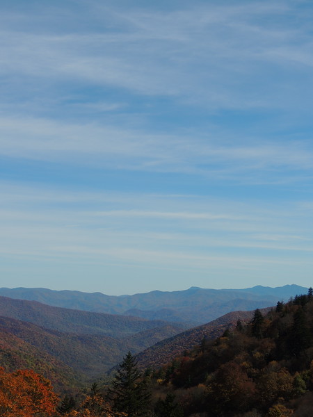 Fall on the Blue Ridge