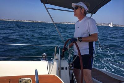 bruce richmond's new boat
