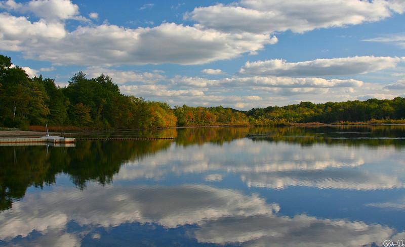 Beaver Pond, Franklin MA