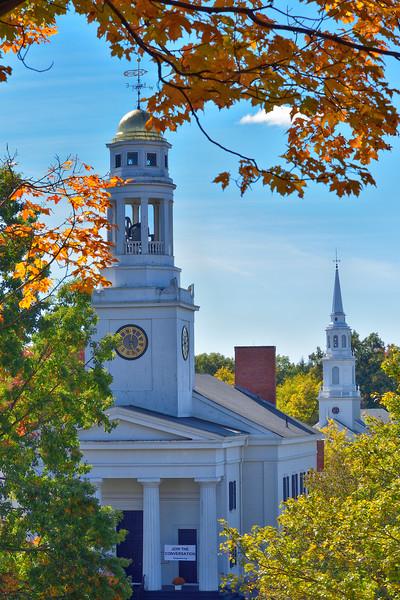 First Parish and Trinitarian Congreational Churches