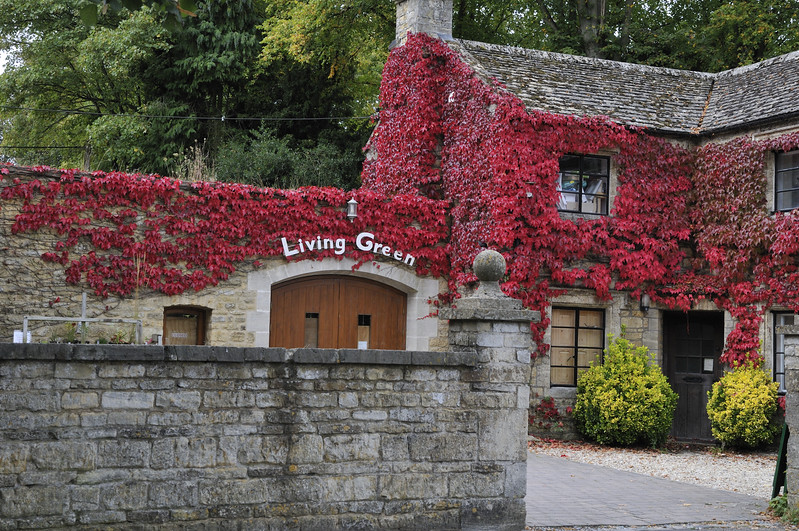 """Living """"Green"""" - Bourton on the Water"""