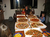 All this Pizza for Tim and Alex