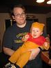 Pooh Bear and his Dad
