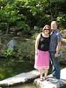 Julia und Jens im Japanese Garden