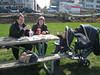 Picknick am Alki Beach