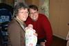 Oma mit Sarah und Papa Marco