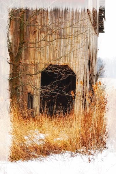 The Old Open Door