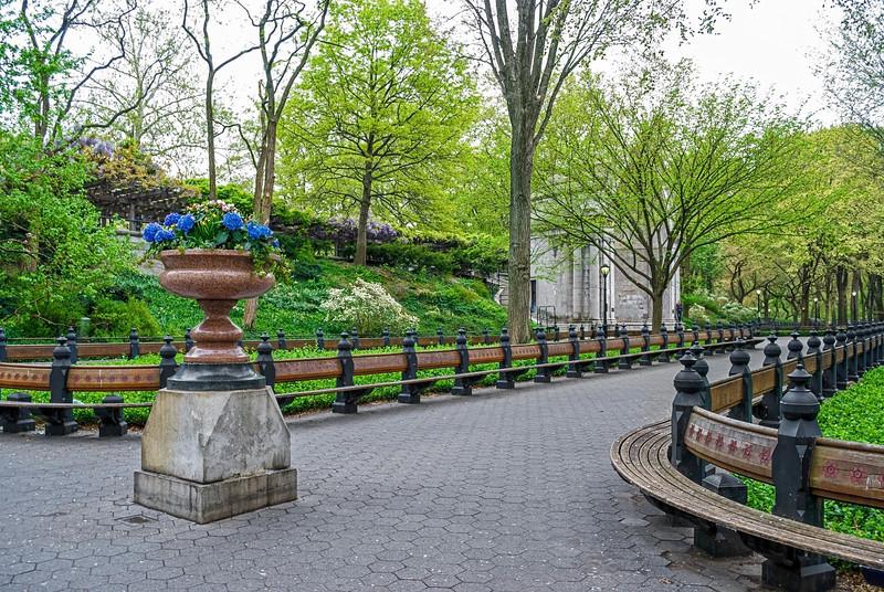 Spring Park Planter