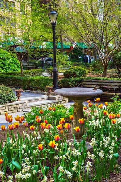 Tudor City Garden