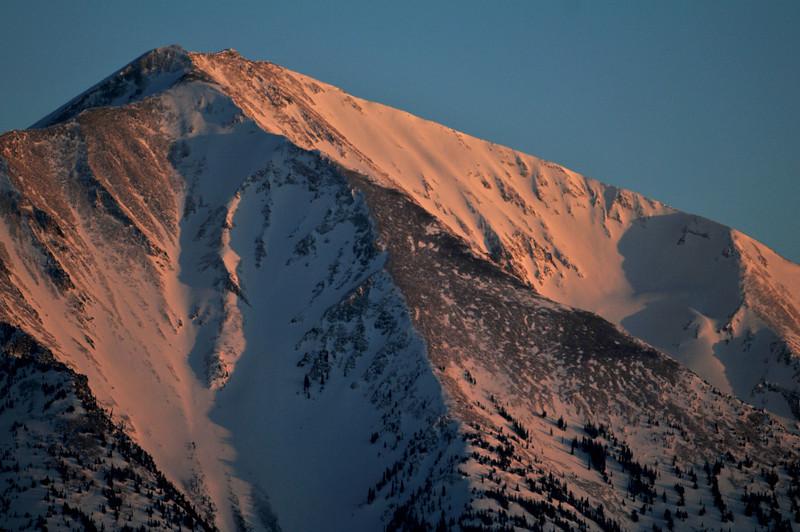 West Summit of Mount Sopris