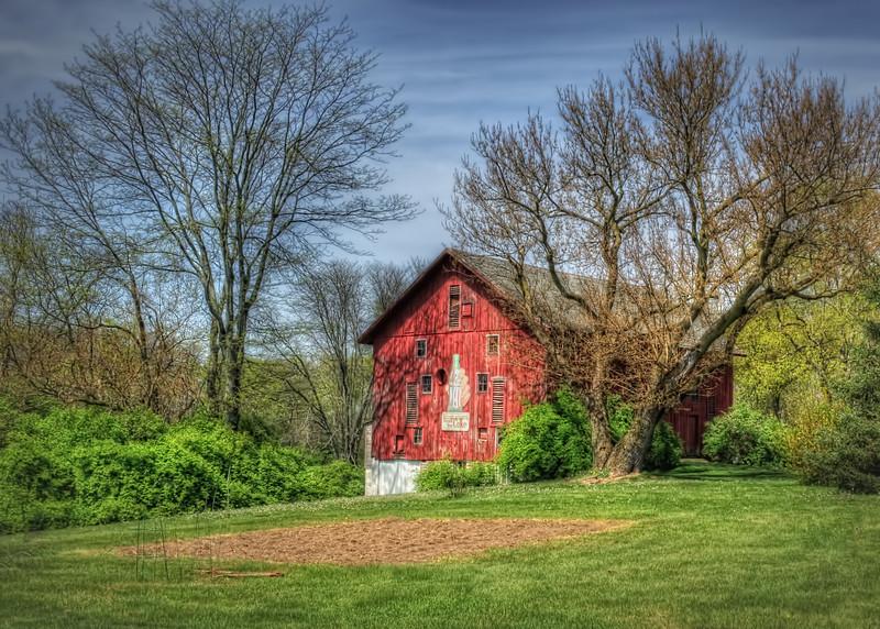The Coca-Cola Barn