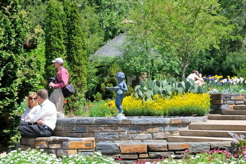 Contemplation - Sarah P. Duke Gardens - Durham, NC