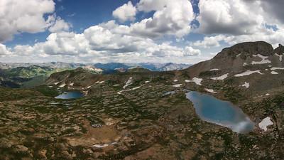 Two Thirds of a Mountain Lake Trifecta