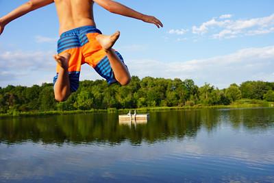 Summer, Livingston County, MI, U.S.A.