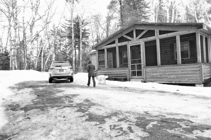 Camp on Lake Abanakee, NY