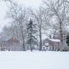 Allaire Village Winter