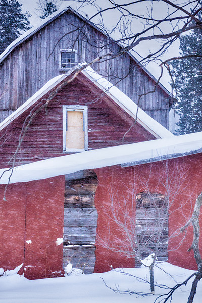 Barns of Color