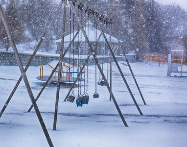 Winter's Playground