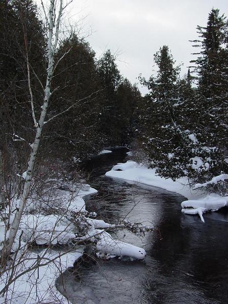 Black River - Northern Michigan