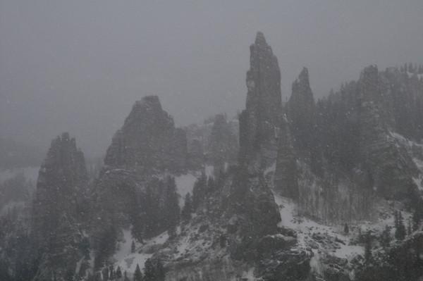 Mill Creek Snowstorm