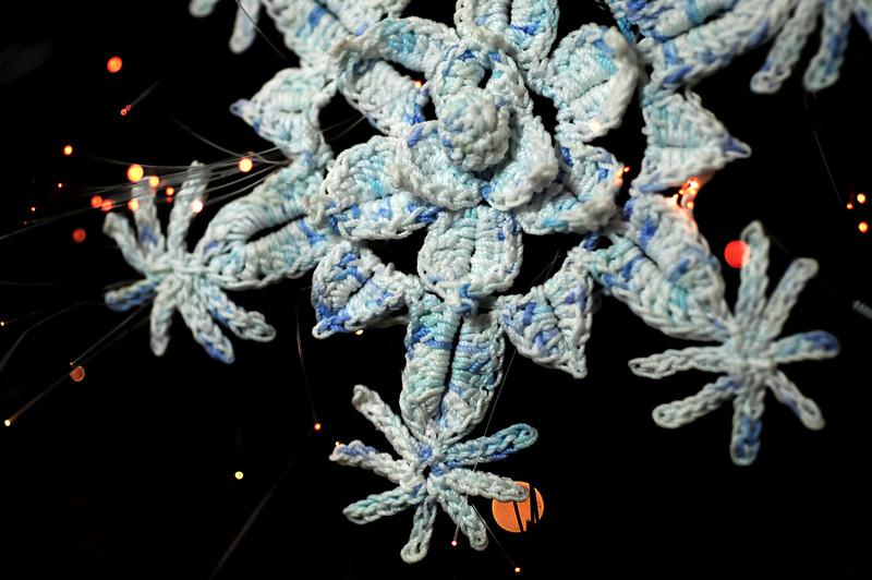 Feather Snowflake