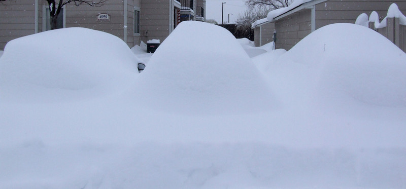 really, really buried