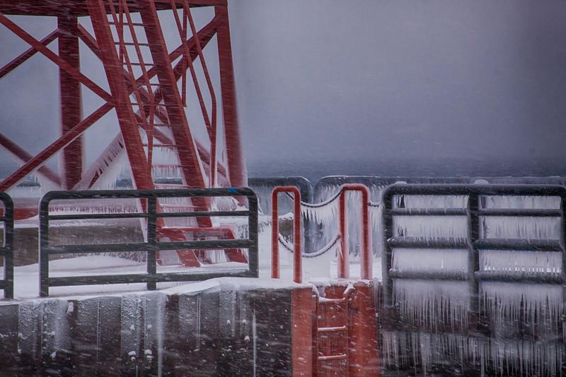 Icy Rails