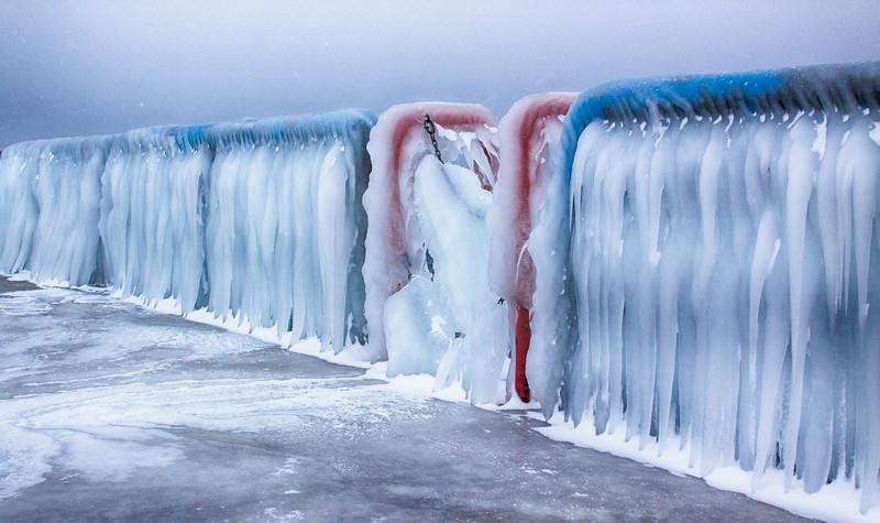 Ice Rails