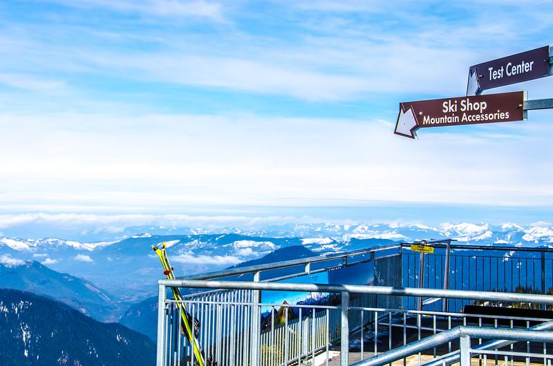 Ski Shop Mountain