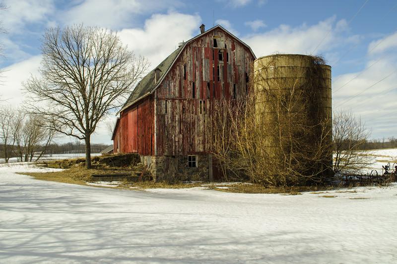 Wisconsin Rural.