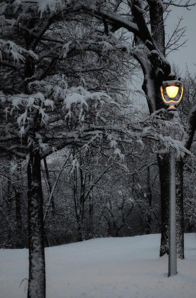 Milwaukee Winter