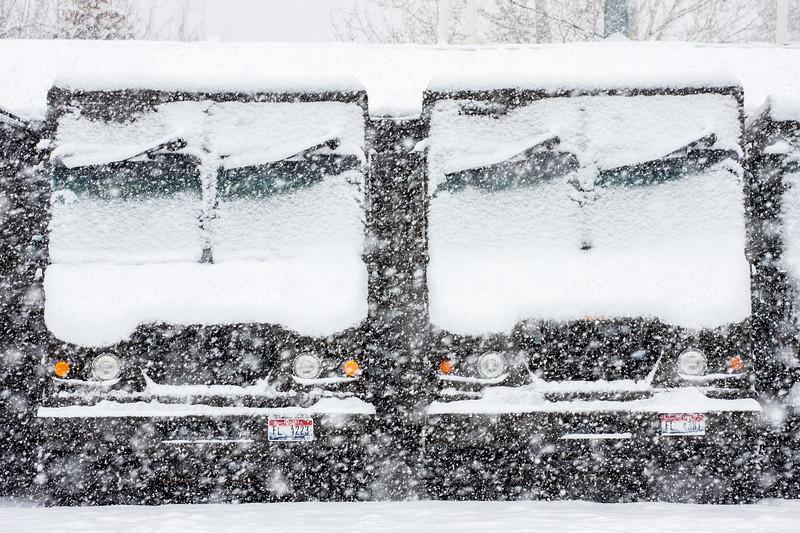 Snowvans
