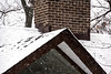D321-2014  Snow fell off and on throughout the day.<br /> We got maybe one inch accummulation.<br /> <br /> November 17, 2014