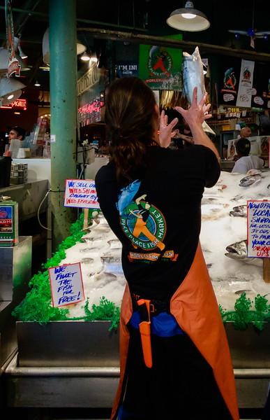 Pike Fish Market