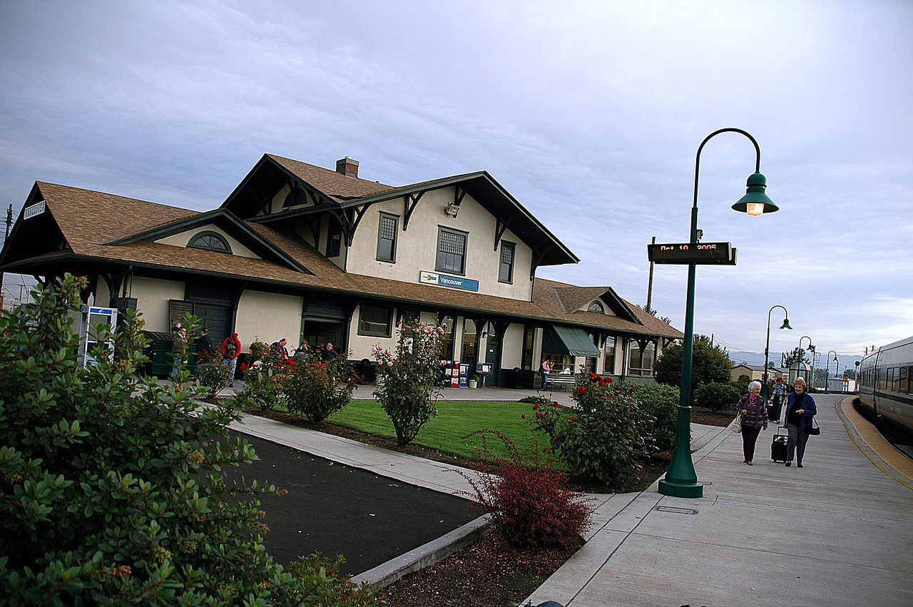 Vancouver Washington Station
