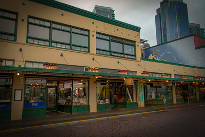 Shops on Pike Place