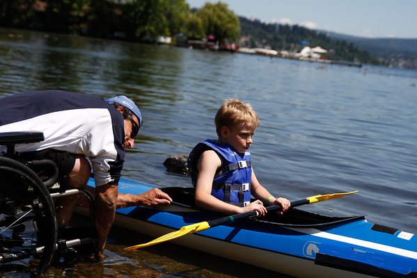 2015 Seattle Parks Para Olympic Day