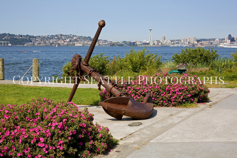 Alki Beach Old Anchor 115