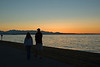 Alki Beach Sunset 5