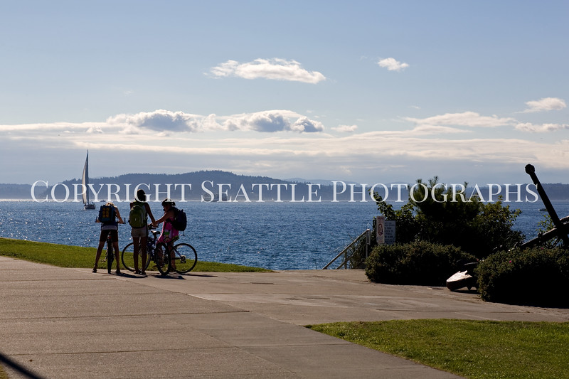 Alki Beach Cycling 102