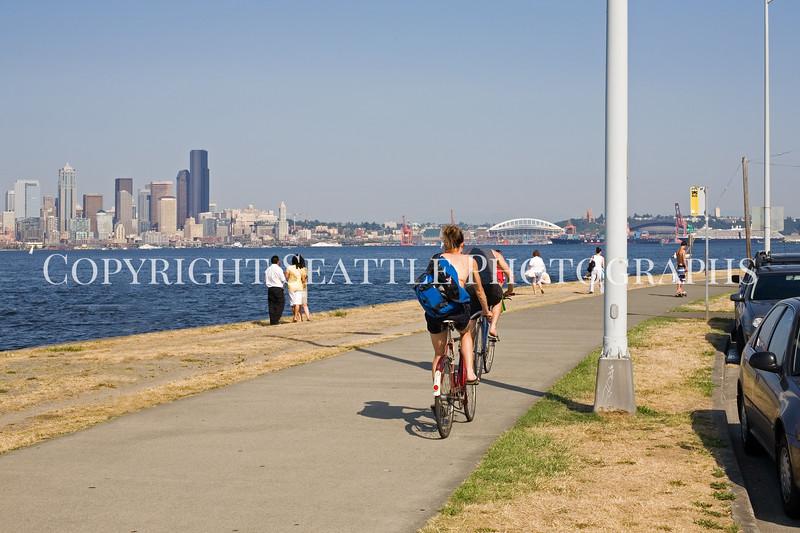 Alki Beach Cycling 111