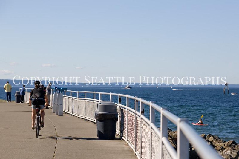 Alki Beach Cycling 101