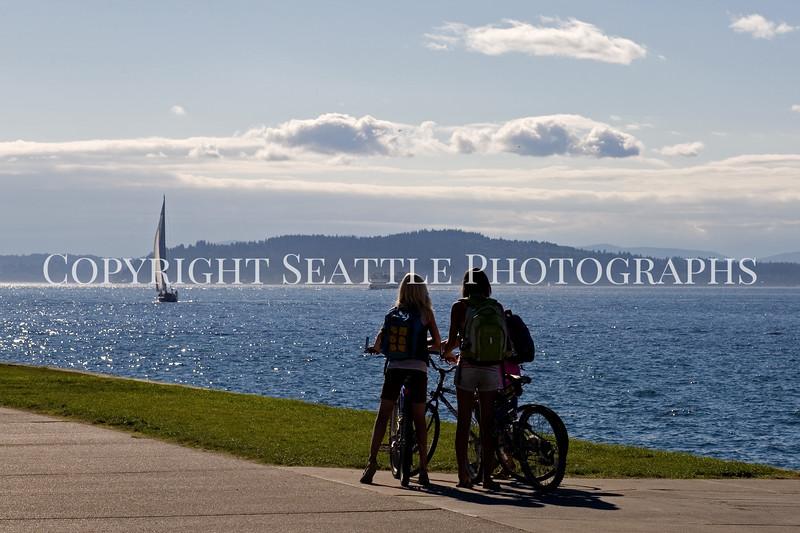 Alki Beach Cycling 104
