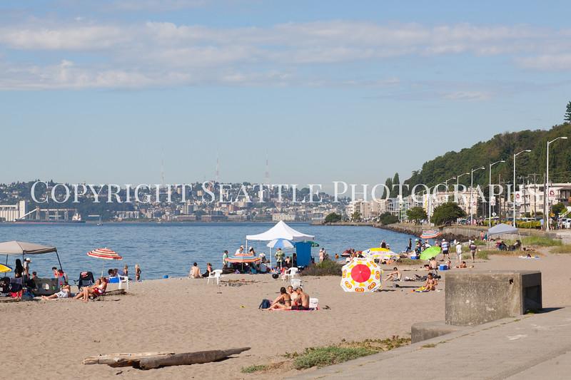 Alki Beach 105