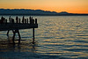 Alki Beach Sunset 4