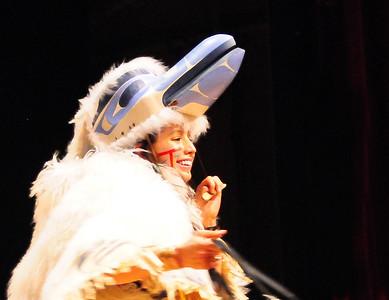 Git Hayetsk Dancers: Indigenous Beauty Community Day 2-28-15
