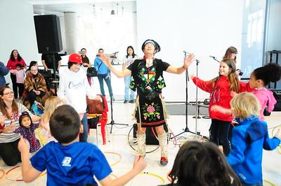 Indigenous Beauty: Community Day 2-28-15